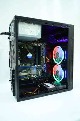 Core i5 gaming pc, 12gb ram, 240gb ssd see more details