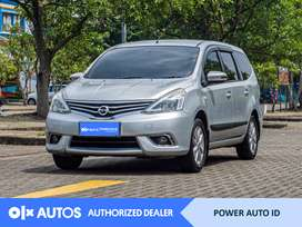 [OLX Autos] Nissan Grand Livina XV 2015 Bensin 1.5 M/T #Power Auto ID
