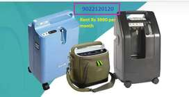 Rent Oxygen Concentrator Philips Oxymed DevilBIiss Airsep ResPro
