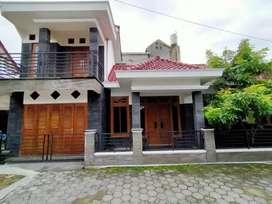 Rumah Mewah Murah 2 lantai diskon  45jt dlm Perum dkt Balong Waterpark