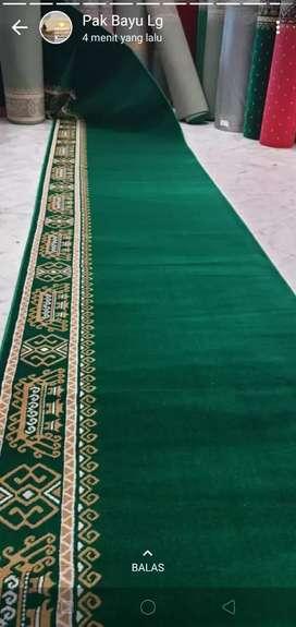 Obral karpet masjid