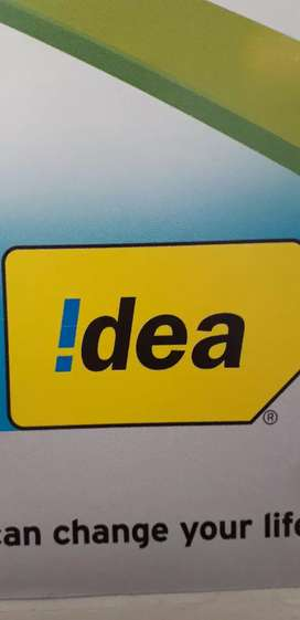 IDEA POSTPAID FANCY NUMBERS ..FREE