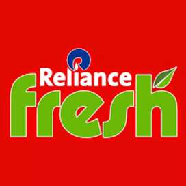 Account and cashier dipartment candidat joining for reliance freshMoll