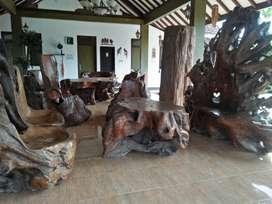 Furniture antik jati