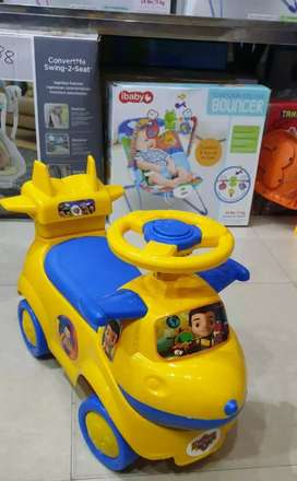 Baby Ride on Electric Push car
