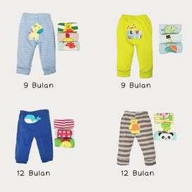 CELANA PANJANG CART'S LONG PANTS celana panjang bayi 4in1