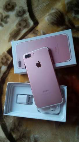 I phone 6s plus rose gold colour with refurbished