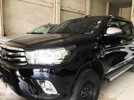 ( barang baruu ) Toyota Hilux 2018 4x4 double cabin batal dipakai