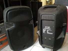 """Speaker pasif 15"""" box fiber model JBL eon.."""