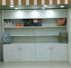Shop Display Counters with Storage