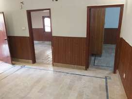 Banglow Portion 2 BED DD Ground Floor In Decent Town Gulistan e Jauhar
