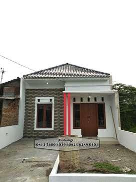 Rumah murah di brayan lokasi strategis