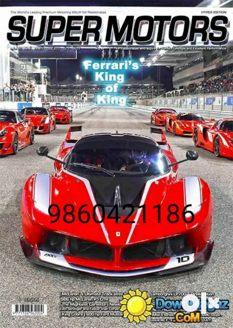 Multi brand car servicese
