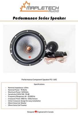 speaker 2 way mapletech ( folks audio)