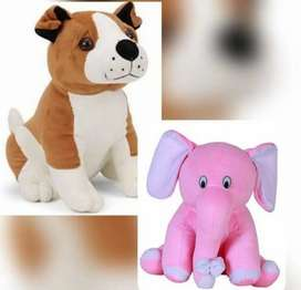 Beautiful Soft Toys ( Pack of 2)