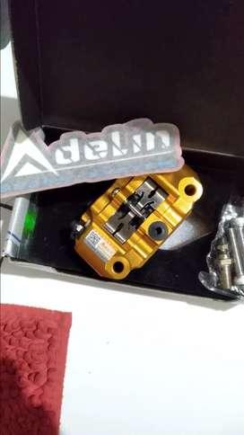 Dijual murah Kaliper import merk Adelin 4 piston ADL 4