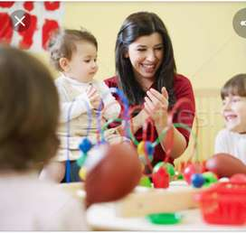 Online & Home tuition available for PRE-PRIMARY