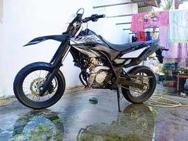Yamaha wr 155 supermoto thn. 2020