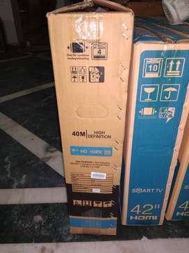 """fully HD sony smart LED 32""""inch new pack LED with warranty"""
