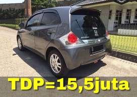 Honda BRIO AT (Matic) Low KM   Bisa Kredit TDP=15,5juta