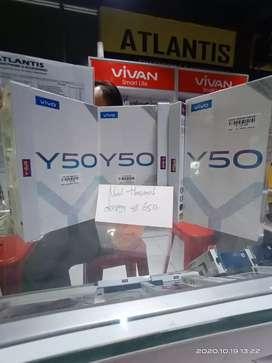 Vivo y50 ram 8/128gb
