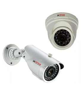 2 Cctv camera installation at 8000 only