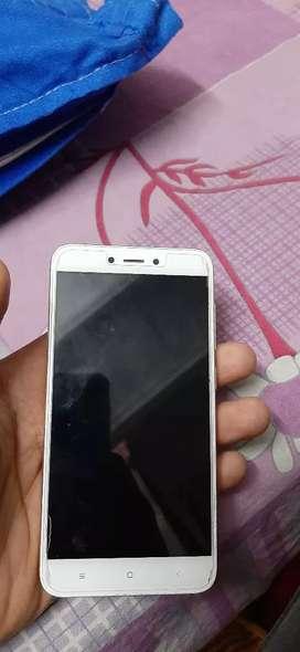 Redmi 4,Gold,2GB ram,16GB internal ,4G,good condition,2years old