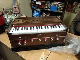New Double reeds harmonium amazing sound & proper tuning in Discount