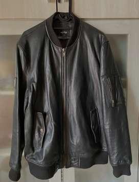 Preloved...Hard Rock Leather Jacket Original