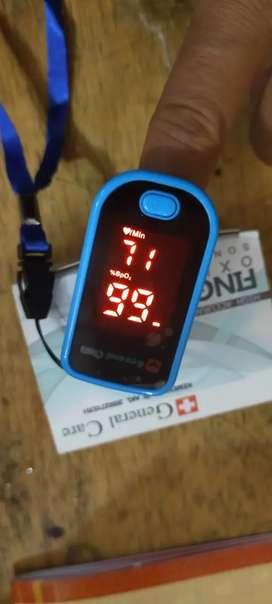 Oxymeter(saturasi oksigen)
