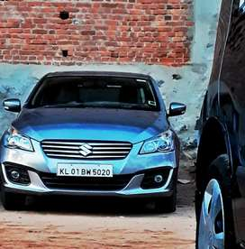 Well maintained ciaz diesel version for sale