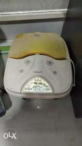 Pedicure machine ₹1900