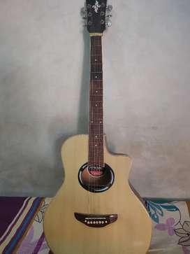 Di jual Gitar APX500ii kondisi normal