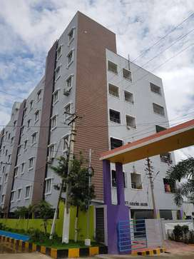 Dulex apartment is available in gated community