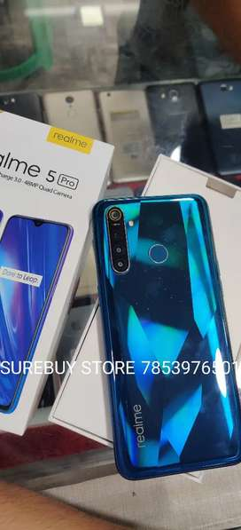 Realme 5 pro(6/64GB) 2 Month Used
