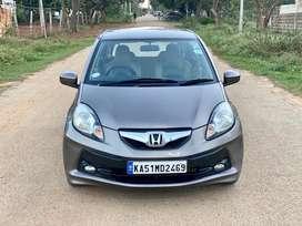 Honda Brio 2011-2013 V MT, 2012, Petrol