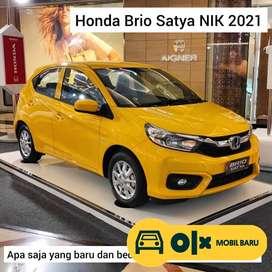 [Mobil Baru] HONDA BRIO 2021 TERMURAH !!!
