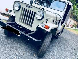 Mahindra 4*4 jeep , Model DI