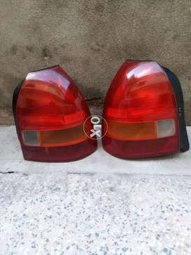 Honda Civic 1996  Hatch Tail Lights For Sell
