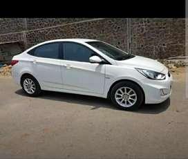 Hyundai Verna Fludic EX Diesel 2013