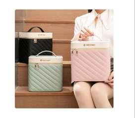 Tas Make Up MUA Beauty Case Make Up Box Kotak Kosmetik Serbaguna