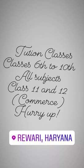 Tution classes