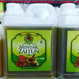 Minyak Zaitun Ekstra Virgin 1 liter