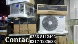 """Grand Sale"" Japanese Portable AC 110 & 220 Window & Split AC"