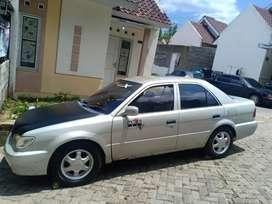 Toyota Soluna 02 plat B