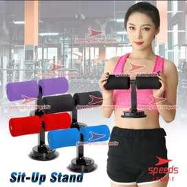 Alat bantu olahraga penahan yoga gym rumah Sit up stand holder