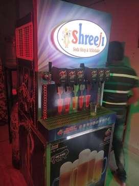 Brand new soda machine manufacturer