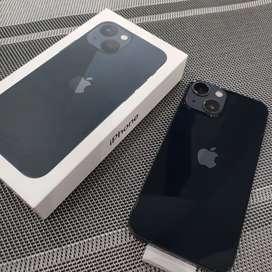 IPhone 13 Mini 128GB Midnight BNOB Super Garansi Panjang