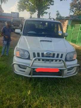 Mahindra Scorpio VLX BS III, 2014, Diesel