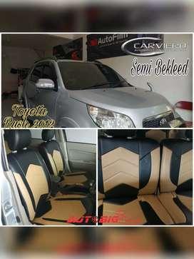 semi bekleed/bekleed jok mobil,Cover jok & Karpet mobil asli dan murah
